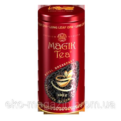 """Чай Magik """"Royal Breakfast"""" 100гр ж/б"""