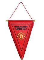 Вымпел треугольный Manchester United FC