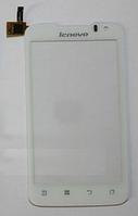 Оригинальный тачскрин / сенсор (сенсорное стекло) для Lenovo P700i (белый цвет)