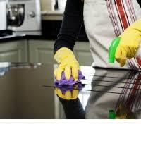 Средства для уборки на кухне