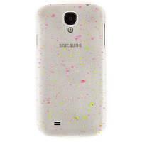 "Чехол-накладка для Samsung Galaxy S4, i9500, ""фосфорный"", Moon Light 2 /case/кейс /самсунг галакси"