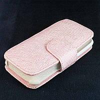 Чехол-книжка для Apple iPhone 3G iPhone 3GS, боковой, Розовый /flip case/флип кейс /айфон