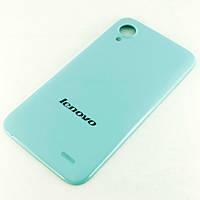 Задняя крышка для Lenovo S720, Original, Бирюзовый /панель/корпус/накладка /леново