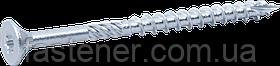 Саморіз промисловий С1 по дереву 4,0х50, потай, оцинк., TX20, упак.-300 шт, Швеція
