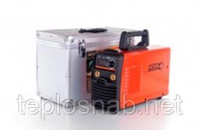 Сварочный инвертор Искра ММA-301 с алюминиевый кейсом