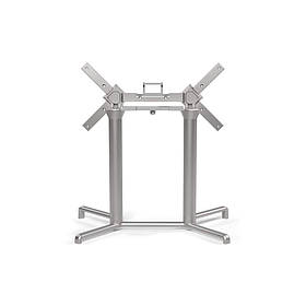 Основа для стола Scudo  h72см argento