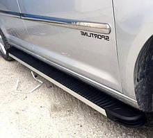 Подножки на Land Rover Freelander (c 2006---) Ленд Ровер Фрилендер