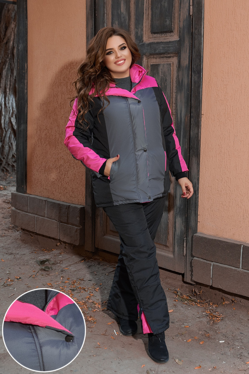 Лыжный женский костюм юэ4161