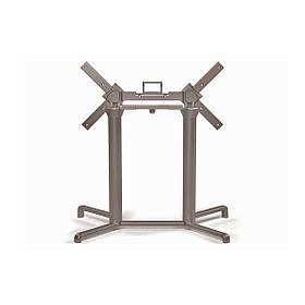 Основа для стола Double Scudo  h72см tortora