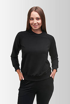 Кофта свитшот женская Vsetex Slim XXL