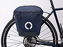 Велосумка ROSWHEEL TOUR LIGHTWEIGHT PANNIER на багажник , фото 4