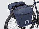 Велосумка ROSWHEEL TOUR LIGHTWEIGHT PANNIER на багажник , фото 3