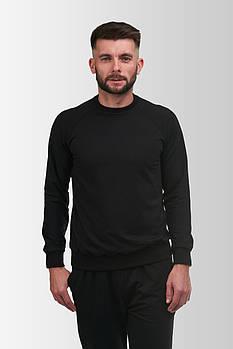 Кофта свитшот мужская Vsetex Slim XXL