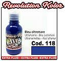 JVR Revolution Kolor, opaque ultramarine #118,50ml, фото 2