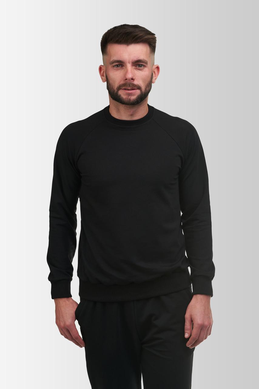 Кофта свитшот мужская Vsetex Slim