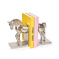 Kaktus Подставка под книги Лошадь металл 30см