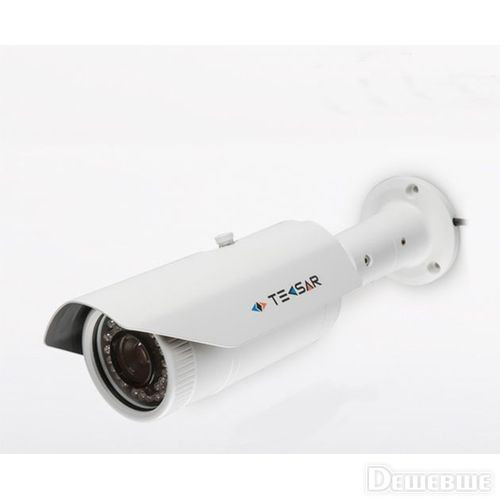IP-видеокамера Tecsar IPW-4M-40V-poe