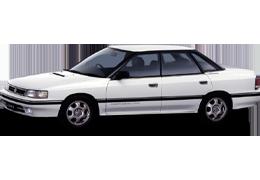 Багажник на крышу для Subaru (Субару) Legacy 1 1989-1994