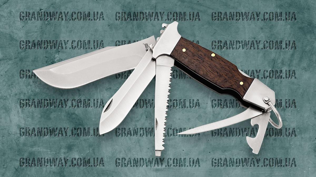 Нож многофункциональный (5 в 1)