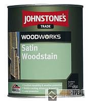 Johnstones (ТМ Джонстоун) Satin Woodstain Полуматовый антисептик 5 л