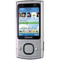 """Оригинальный телефон Nokia 6700 slider 2,2"""" 5мп FM слайдер"""
