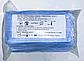 Сертифицированная медицинская маска штампованная трехслойная, для лица с зажимом для носа (150 штук), фото 4