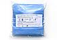 Сертифицированная медицинская маска штампованная трехслойная, для лица с зажимом для носа (150 штук), фото 5
