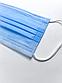 Сертифицированная медицинская маска штампованная трехслойная, для лица с зажимом для носа (1000 штук), фото 3