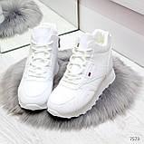 Зимние кроссовки 7573, фото 5