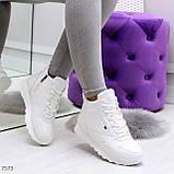 Зимние кроссовки 7573, фото 4
