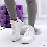 Зимние кроссовки 7573, фото 6