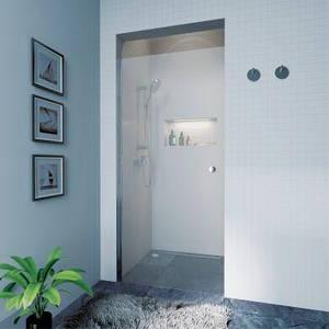 Душові двері Koller Pool QP10 900х1950 chrome/grape
