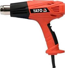 Фен технический с 4 насадками YATO YT-82294 (Польша)
