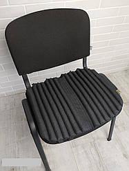 Подушка EKKOSEAT для сидіння на стуло. Сіра.
