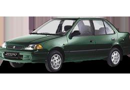 Спойлера для Suzuki (Сузуки) Swift 2 1989-2003