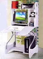 Комплект мебели: детский компьютерный стол KD-334 + детский стул КD-H04