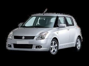 Спойлера для Suzuki (Сузуки) Swift 3 2004-2010