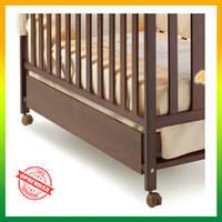 Подкроватный ящик Micuna CP-949  Chocolate