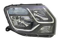 Фара автомобильная передняя Dacia/Renault Duster 2013-2018 правая H7/H1s blik, авт., Автомобильные передние
