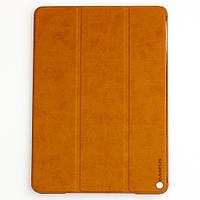 Чехол-книжка для Apple iPad AIR, Apple iPad 2017 9.7, Baseus, Grace leather case, Simplism Sereies, Коричневый /flip case/флип кейс /айпад