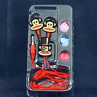 Детские наушники Disney, Paul Frank, Разьем 3.5 mm (Универсальный) /наушники для детей/для девочек/для мальчиков/детские наушники