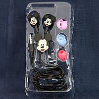 Детские наушники Disney, Mickey Mouse, Разьем 3.5 mm (Универсальный) /наушники для детей/для девочек/для мальчиков/детские наушники