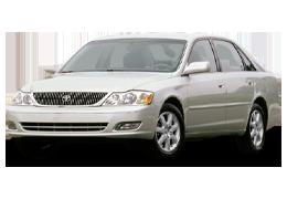Спойлера для Toyota (Тойота) Avalon 2 2000-2004