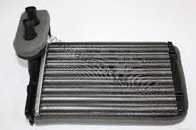 Радиатор печки Audi A3 1996-2003 (234*157мм по сотах) KEMP