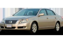 Спойлера для Toyota (Тойота) Avalon 3 2005-2012