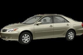 Спойлера для Toyota (Тойота) Camry XV20 1996-2001