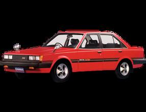 Спойлера для Toyota (Тойота) Carina 3-7 1981-2001