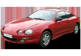 Спойлера для Toyota (Тойота) Celica 1999-2006