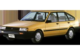 Спойлера для Toyota (Тойота) Corolla 5-7 1983-1998