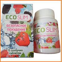 Eco Slim (Эко Слим) - шипучие таблетки для похудения